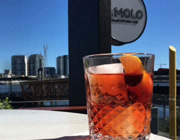 IL Molo Italian Kitchen and Bar Brisbane